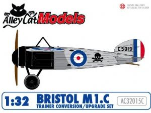 Bristol M1C upgrade and Trainer conversion for Special Hobby kit